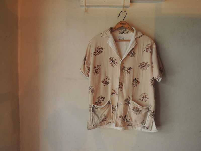 SUMMER!!60S&70S S/S SHIRTS--RECOMMEND--_c0176867_1984780.jpg