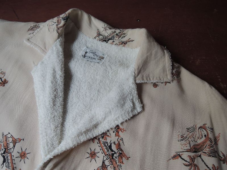 SUMMER!!60S&70S S/S SHIRTS--RECOMMEND--_c0176867_1993464.jpg
