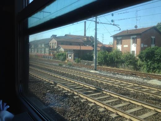 イタリアの車窓から フィレンツェ―リミニ間_a0136671_1134448.jpg
