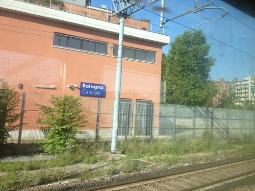イタリアの車窓から フィレンツェ―リミニ間_a0136671_4284121.jpg