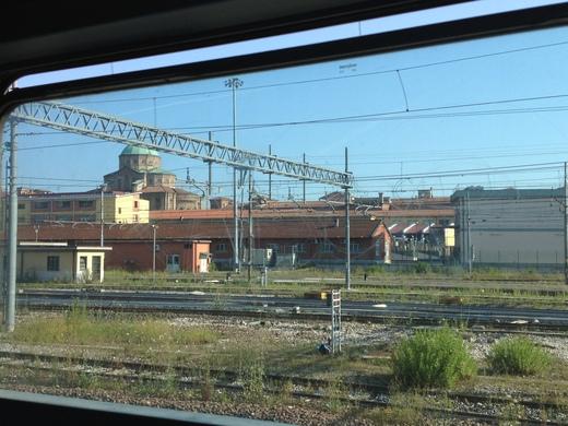 イタリアの車窓から フィレンツェ―リミニ間_a0136671_430245.jpg