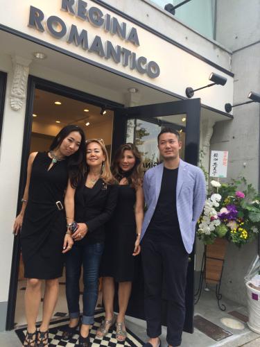 Regina Romantico 京都 北山店_f0342875_18185822.jpg