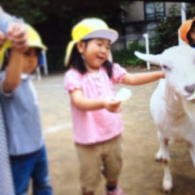 動物村にいってきました!6月最後の給食_c0293682_13195281.jpg