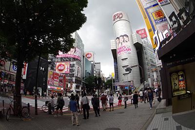 6月30日(火)今日の渋谷109前交差点_b0056983_21302114.jpg