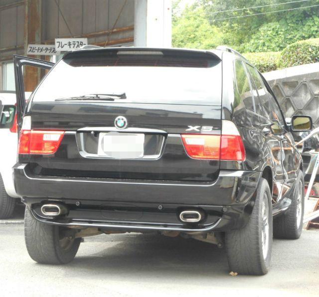 BMW X5 エアセンサーの交換_c0267693_16013484.jpg