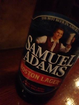 ボストンのこのビールに思い出あり。_f0182998_22125727.jpg