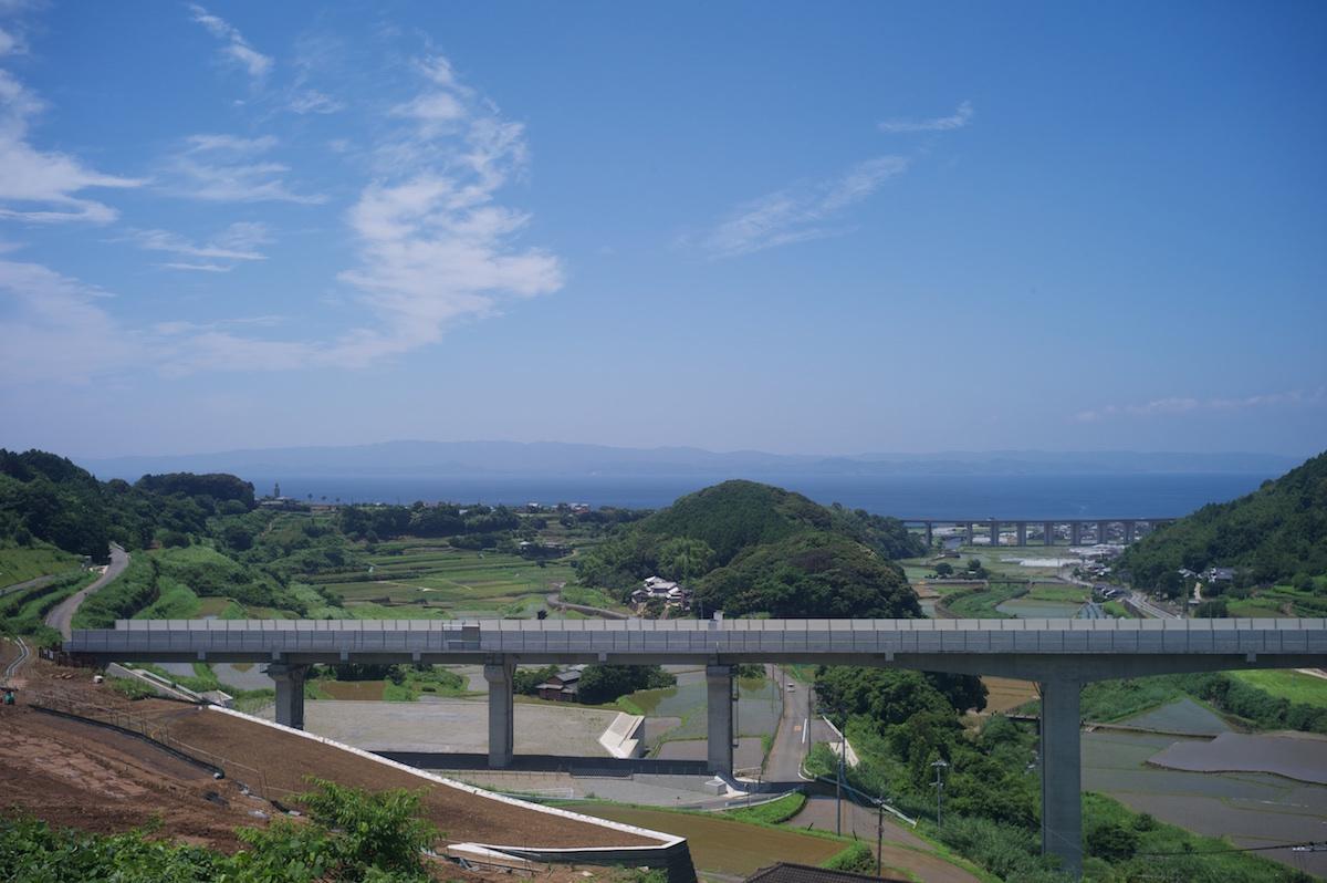 新幹線建設中_f0231512_00421884.jpg