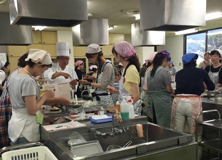 料理教室 IN 東灘_a0158527_16533744.jpg
