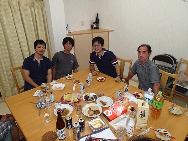 うみさわ会帰り、発熱し、熱がひき、明日は松山へ_c0193735_21401412.jpg
