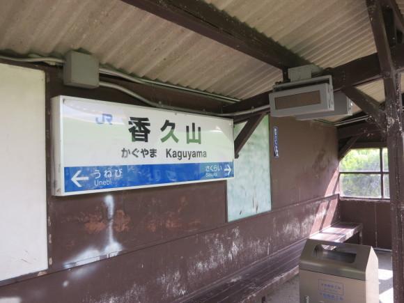たまに額田王が走る駅_c0001670_19544054.jpg
