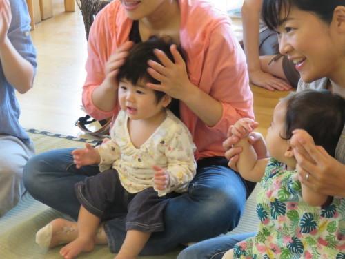乳児クラス保育参加_f0327175_19003660.jpg