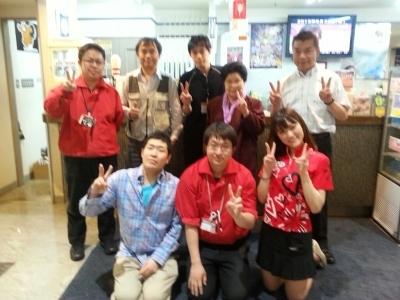 厚別パークボウルさんでのチャレンジ☆_b0259538_10591770.jpg