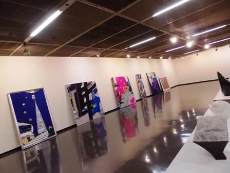 作業日誌(第54回現代工芸美術展横浜展搬入陳列作業)_c0251346_1863182.jpg
