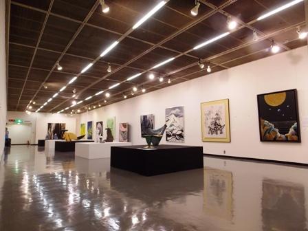 作業日誌(第54回現代工芸美術展横浜展搬入陳列作業)_c0251346_1865754.jpg