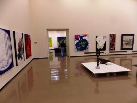 作業日誌(第54回現代工芸美術展横浜展搬入陳列作業)_c0251346_1871111.jpg