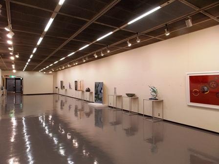 作業日誌(第54回現代工芸美術展横浜展搬入陳列作業)_c0251346_187437.jpg