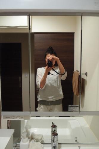 【洗面台 鏡収納の現状】_c0342582_02343104.jpg
