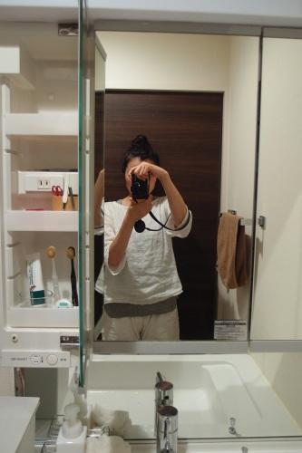 【洗面台 鏡収納の現状】_c0342582_02381420.jpg
