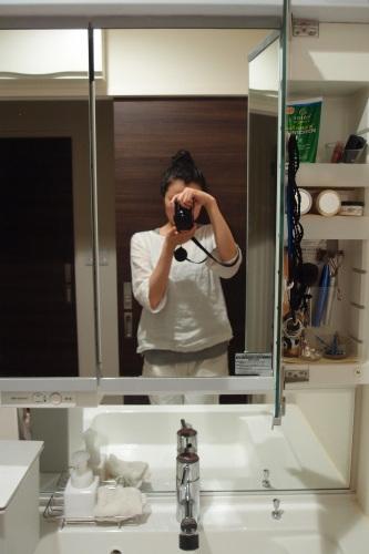 【洗面台 鏡収納の現状】_c0342582_03151218.jpg