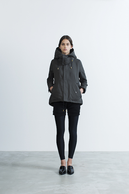 THE RERACS M-65 SHORT MODS COAT_f0111683_17523062.jpg