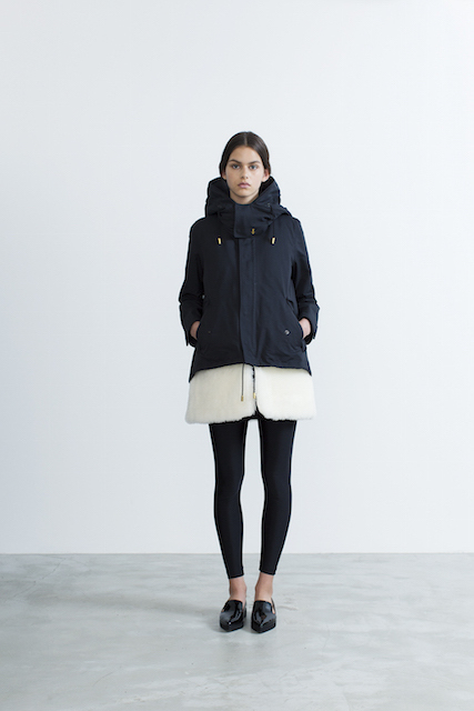 THE RERACS M-65 SHORT MODS COAT WITH LINER_f0111683_17592338.jpg