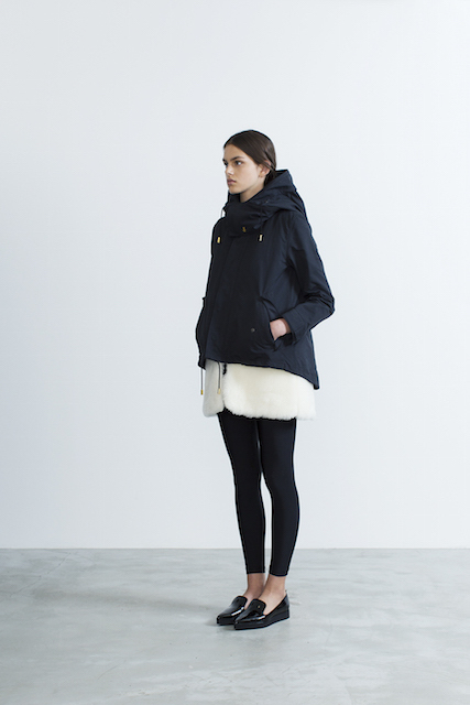 THE RERACS M-65 SHORT MODS COAT WITH LINER_f0111683_17592501.jpg