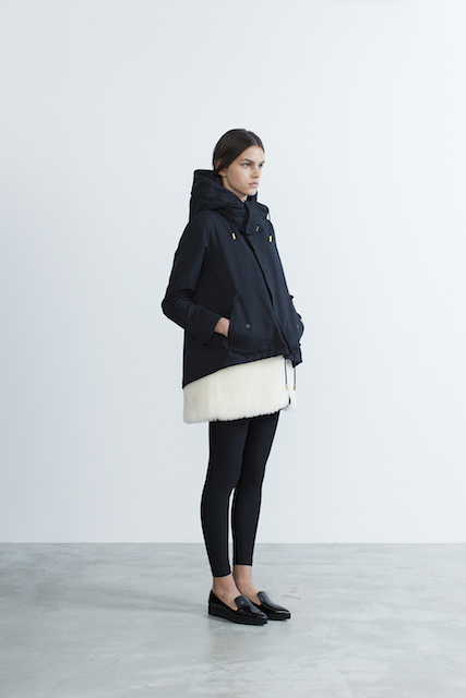 THE RERACS M-65 SHORT MODS COAT WITH LINER_f0111683_17592843.jpg