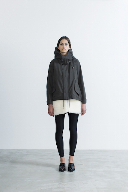 THE RERACS M-65 SHORT MODS COAT WITH LINER_f0111683_17593113.jpg