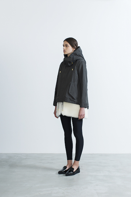 THE RERACS M-65 SHORT MODS COAT WITH LINER_f0111683_17593471.jpg