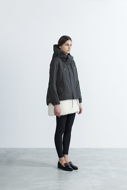 THE RERACS M-65 SHORT MODS COAT WITH LINER_f0111683_17593833.jpg