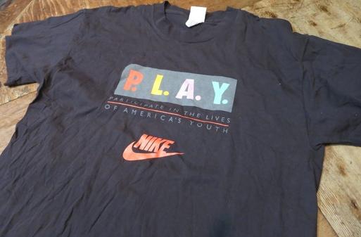 7/4(土)入荷!80's〜アメリカ製 ナイキ Tシャツ!_c0144020_14555376.jpg