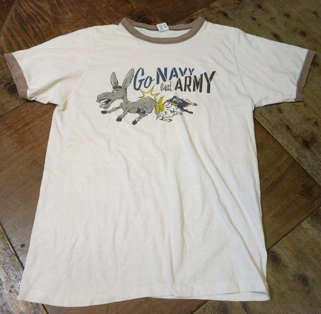 7/4(土)入荷!80'S GO NAVY BEAT ARMY Tシャツ!_c0144020_154326100.jpg