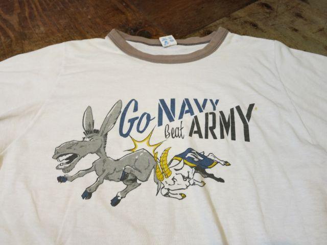 7/4(土)入荷!80'S GO NAVY BEAT ARMY Tシャツ!_c0144020_15432772.jpg