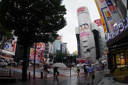 7月3日(金)今日の渋谷109前交差点_b0056983_13131157.jpg