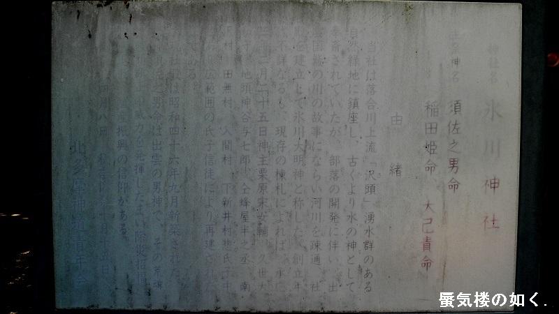 「東のくるめと隣のめぐる」舞台探訪03 落合川と黒目川の合流点から南沢湧水群へ(1・2巻)_e0304702_18325905.jpg