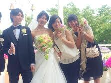 ブーケ ヨコハマグランドインターコンチネンタルさまへ 絆KIZUNA 花嫁様と、お母様と_a0042928_216523.jpg
