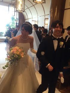 ブーケ ヨコハマグランドインターコンチネンタルさまへ 絆KIZUNA 花嫁様と、お母様と_a0042928_22482568.jpg