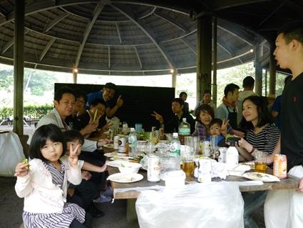 「祇園 さゝ木」一門会 BBQを開きました。_d0284244_1334913.jpg