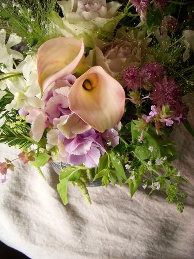 ご注文のお花たち。。。_a0229658_1635657.jpg