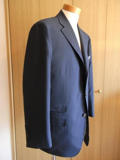 「上質な夏のコットンスーツ」 ~【SHATIHOKO】スーツ~ made in japan 編_c0177259_17182461.jpg