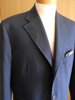 「上質な夏のコットンスーツ」 ~【SHATIHOKO】スーツ~ made in japan 編_c0177259_17225833.jpg