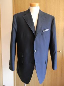 「上質な夏のコットンスーツ」 ~【SHATIHOKO】スーツ~ made in japan 編_c0177259_18302079.jpg