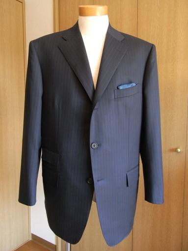 「上質な夏のコットンスーツ」 ~【SHATIHOKO】スーツ~ made in japan 編_c0177259_18343218.jpg