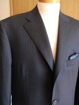 「上質な夏のコットンスーツ」 ~【SHATIHOKO】スーツ~ made in japan 編_c0177259_1841796.jpg