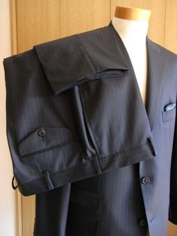 「上質な夏のコットンスーツ」 ~【SHATIHOKO】スーツ~ made in japan 編_c0177259_1845427.jpg