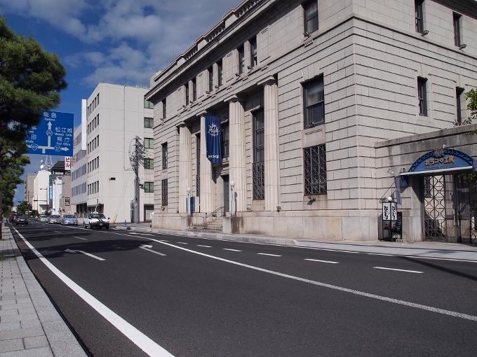 旧日本銀行松江支店(カラコロ工房)_f0116479_16092601.jpg