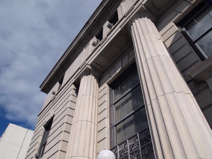 旧日本銀行松江支店(カラコロ工房)_f0116479_16152947.jpg