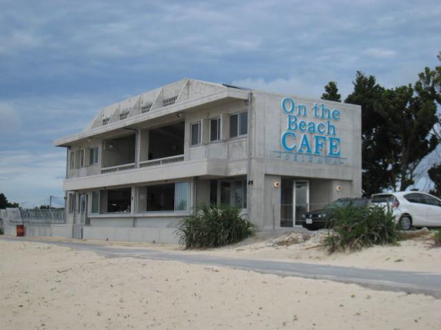 沖縄の旅 その31 On the Beach CAFE    その2_e0021092_11440479.jpg