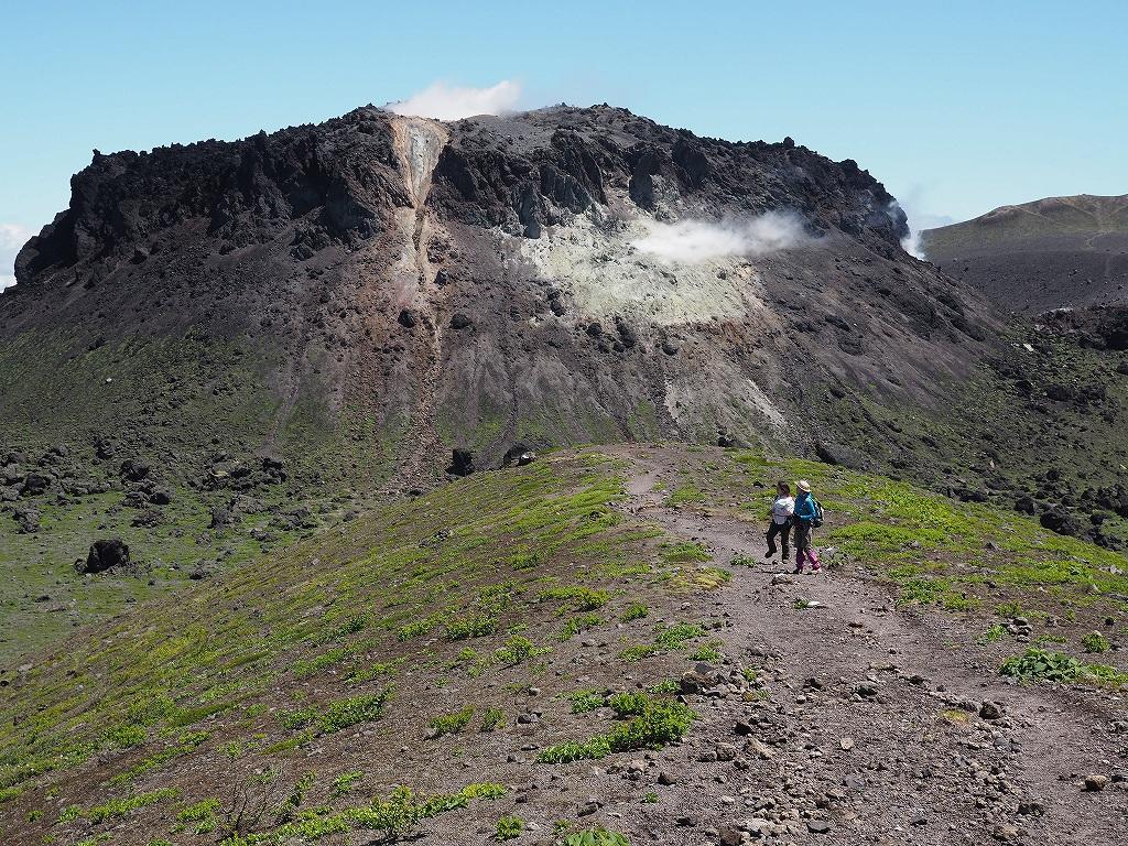 樽前山、7月3日_f0138096_1858254.jpg