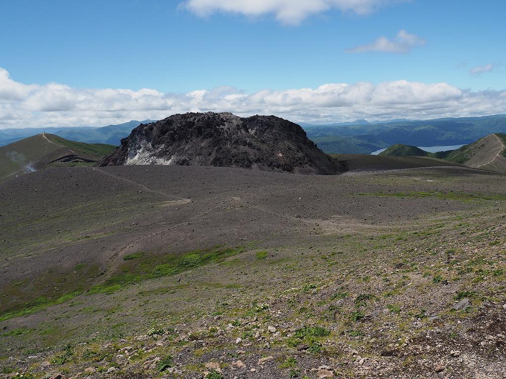 樽前山、7月3日_f0138096_18591715.jpg